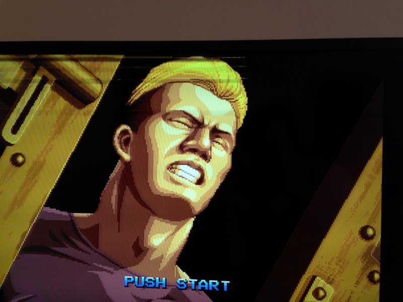 [PROBLEME] Neo Geo AES : Glitches graphiques horizontaux Img_1413