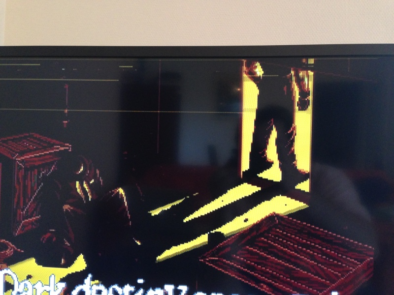 [PROBLEME] Neo Geo AES : Glitches graphiques horizontaux Img_1414