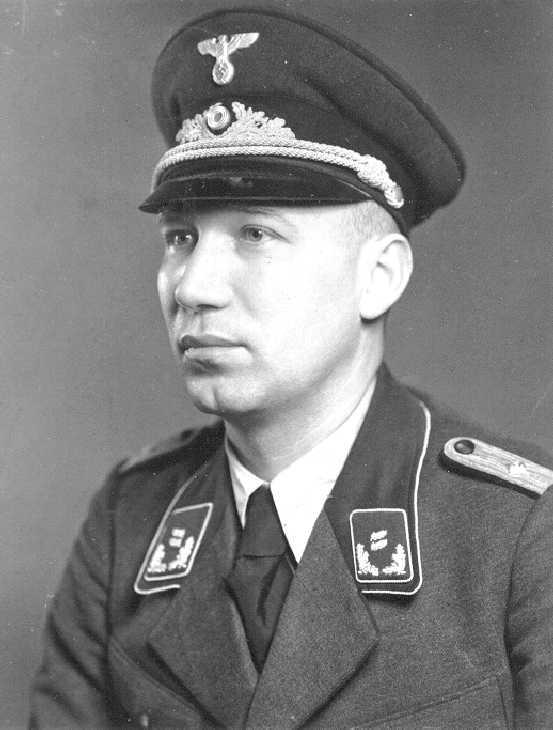 chasseurs allemands et service de foret 105-0110
