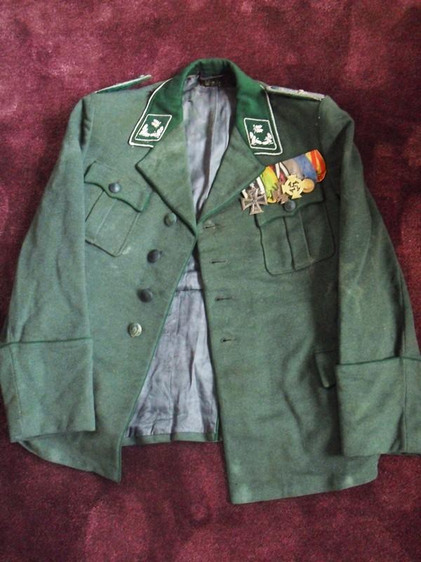 chasseurs allemands et service de foret Cimg3463