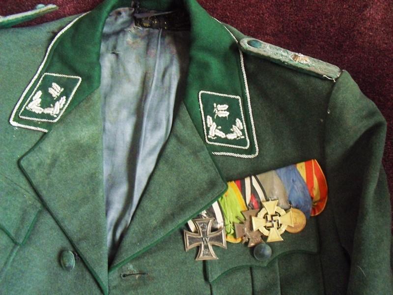 chasseurs allemands et service de foret Cimg3464