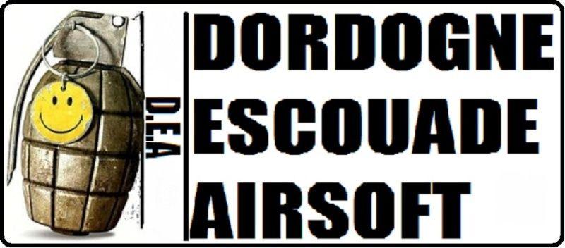 Logo/Embléme D.E.A Dea310