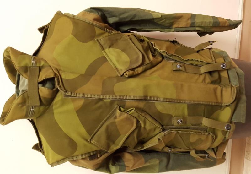 Old type frag vest 20150913