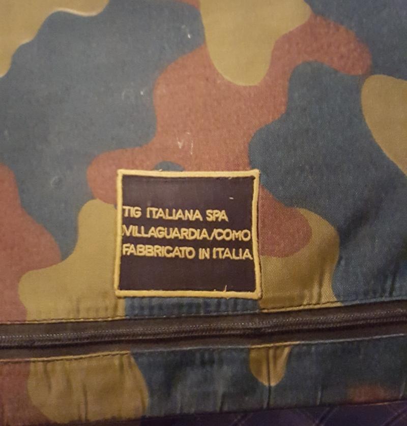 Italian Flak Vests / Body Armor 20151111
