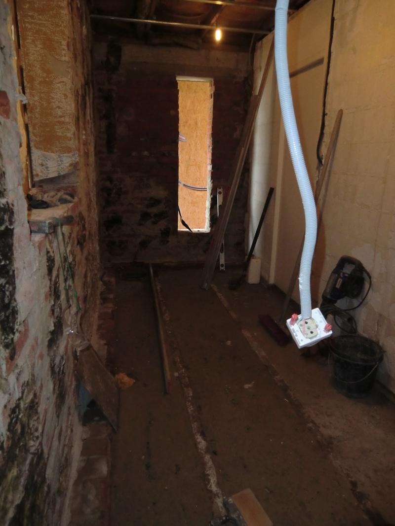 rénovation de la salle de bain  01810