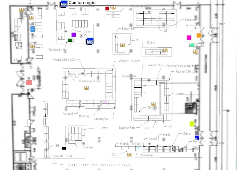 """[Expo] Ludibriques """"100% lego"""" les 7 et 8 novembre 2015 à Nancy Dernie10"""