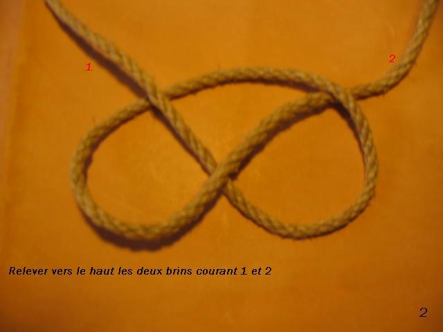 La baderne a partir d'un demi-nœud  Badern12