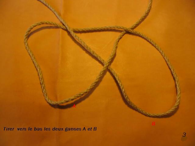 La baderne a partir d'un demi-nœud  Badern13