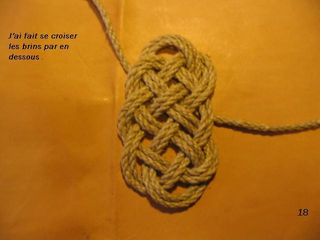 La baderne a partir d'un demi-nœud  Badern27