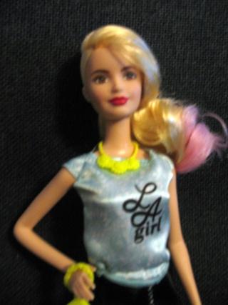 Barbie Fashionista Style L.A. Fashio10