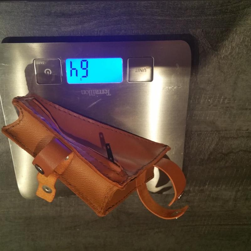 Un Brompton, un défi technique [10]: sac de rangement - Page 2 20150911