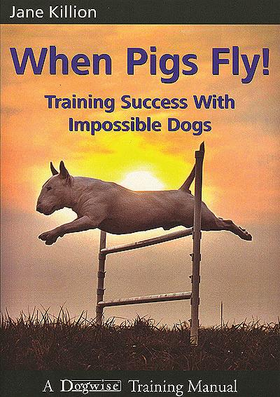 """Livre """"When pigs fly!"""" de Jane Killion Dtb91910"""