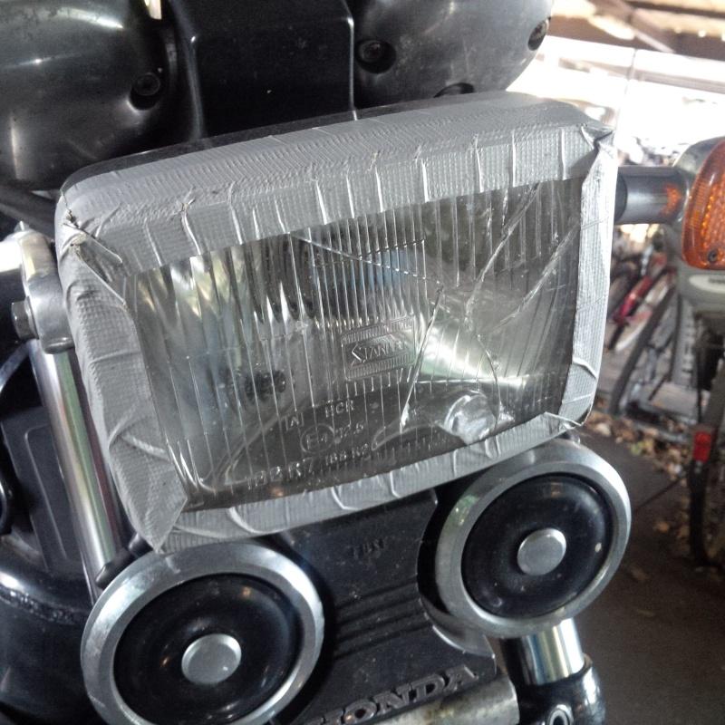 Cherche phare pour VFC1100 Pharev11