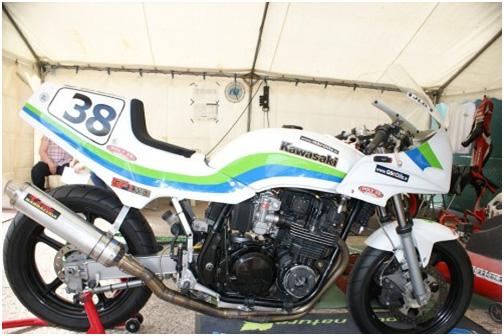 Prépa Kawa 750 GPZ 83 pour la Vitesse en Moto Ancienne - Page 15 Vente_16