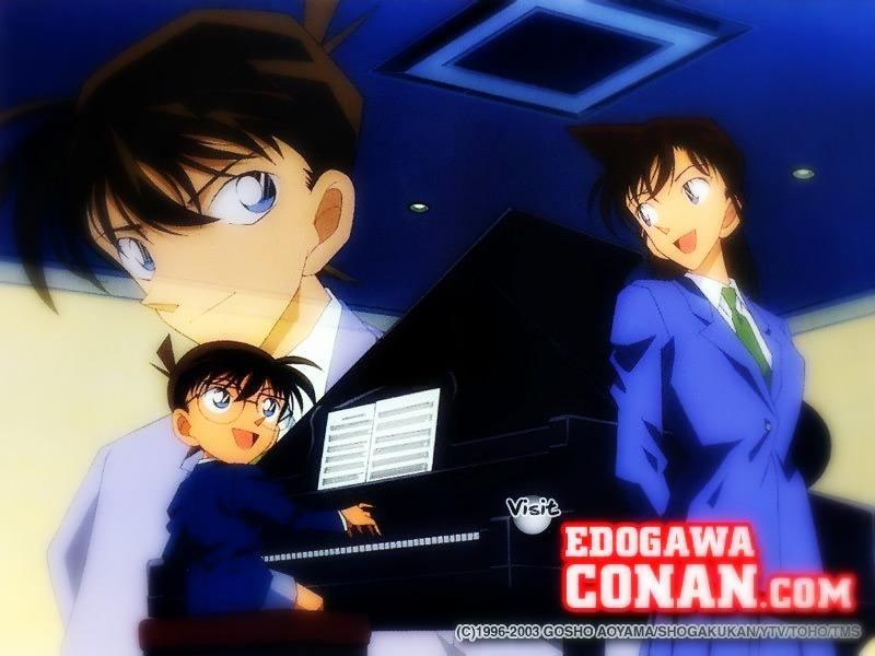 خلفيات بدقة عالية المحقق كونان :: Anas1657 Conan-10
