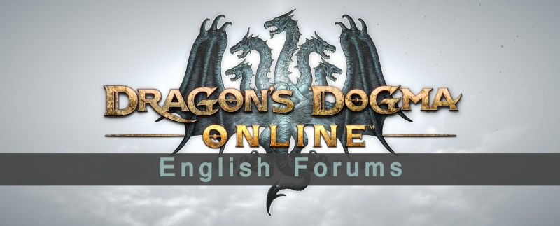 Dragon's Dogma Online English Forum