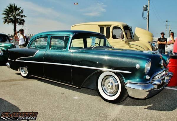 Oldsmobile 1955 - 1956 - 1957 custom & mild custom - Page 4 01616_10