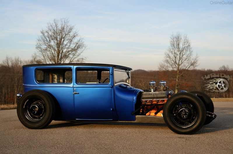 Ford T hot rod (1908 - 1927) - T rod - Page 6 02-cop10