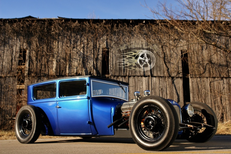 Ford T hot rod (1908 - 1927) - T rod - Page 6 03-cop10