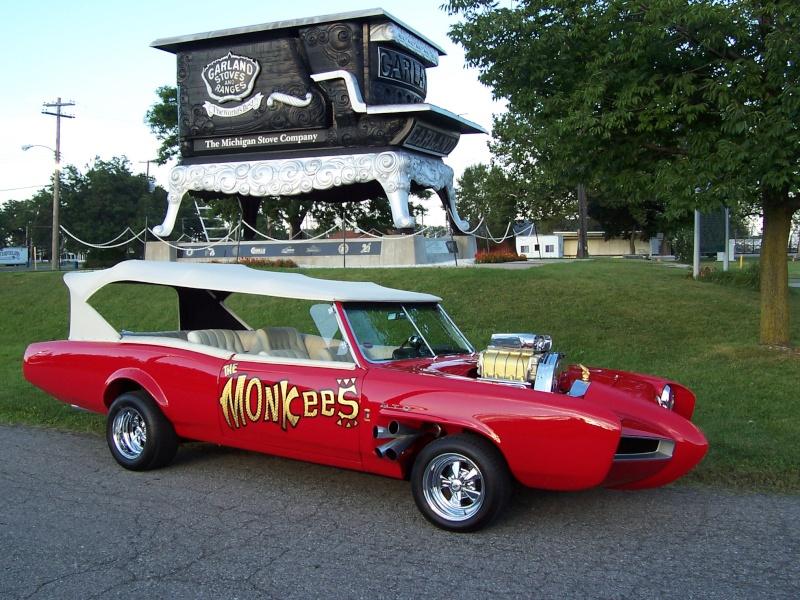 Monkeesmobile - Dean Jeffries , George Barris 100_4410