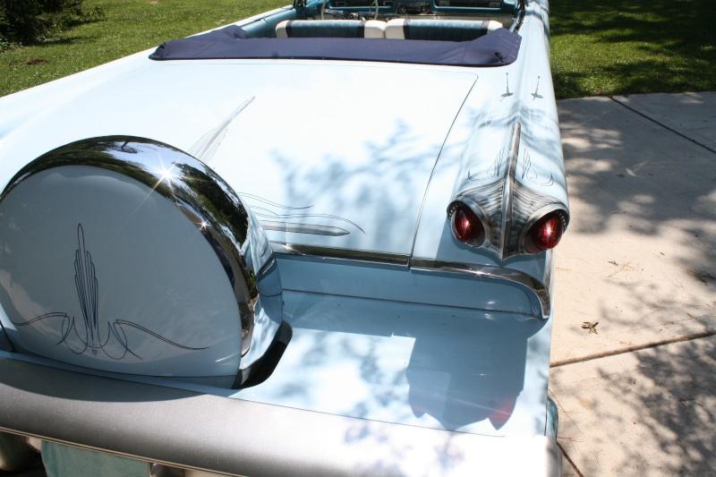 Oldsmobile 1958 - 1960 custom & mild custom 1014