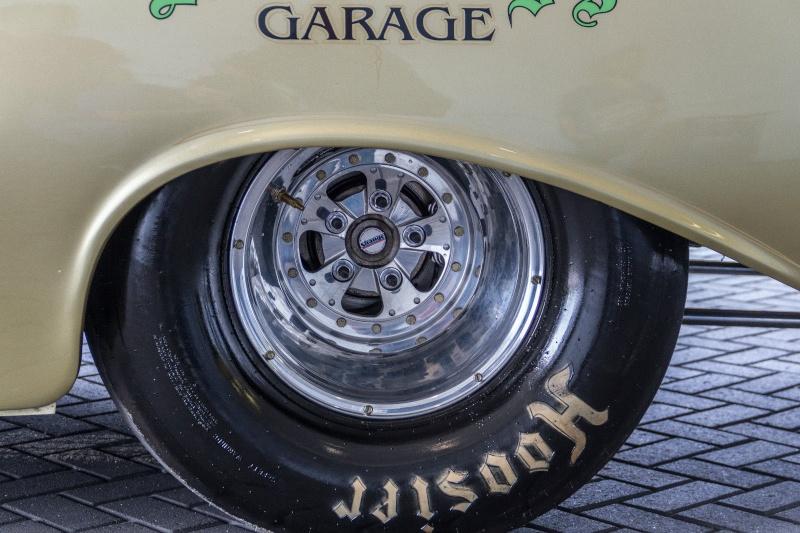 1956 Chevy Gasser 1015