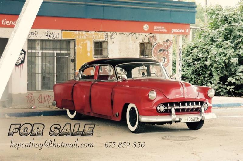 Chevy 1953 - 1954 custom & mild custom galerie - Page 11 10174710
