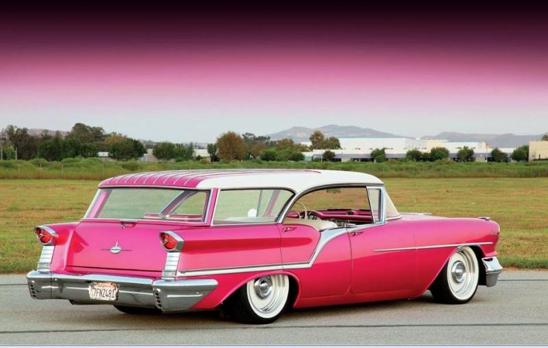 Oldsmobile 1955 - 1956 - 1957 custom & mild custom - Page 4 10269310