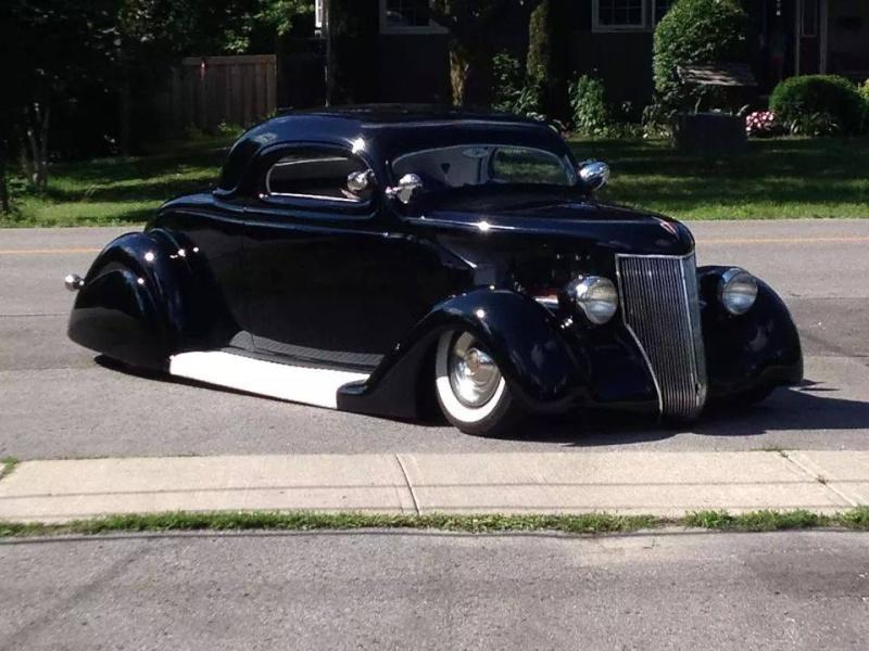 Ford 1935 - 38 custom & mild custom - Page 5 10394010