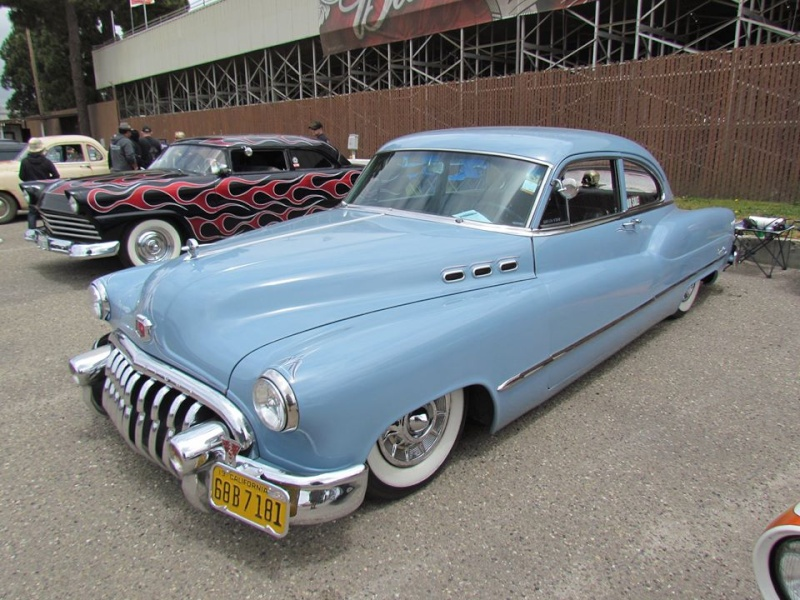 Buick 1950 -  1954 custom and mild custom galerie - Page 7 10405510