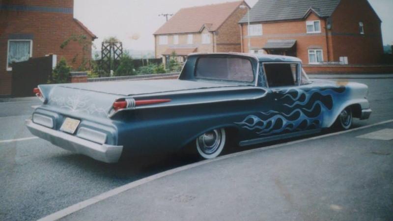 Mercury 1957 - 1960 Customs & mild custom 10517410