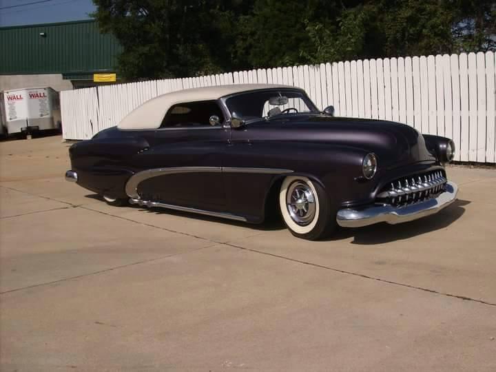 1951 Buick - Ray Bozarth - Plum Wild - Merle Berg 10945010
