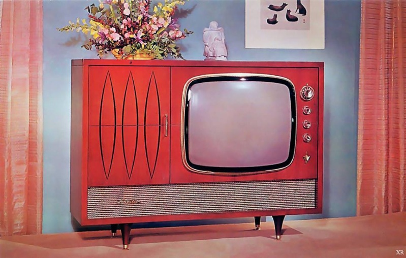 Téloches.... Vintage televisions - 1940s 1950s and 1960s tv - Page 4 11039111
