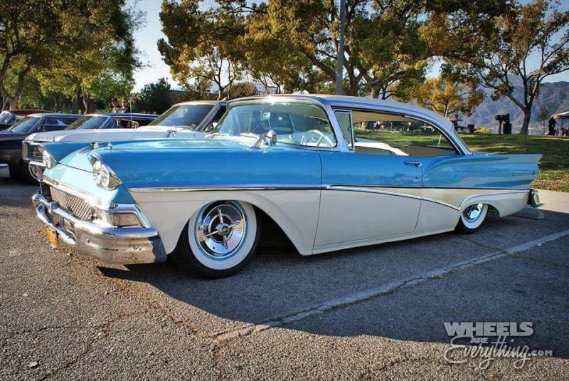 Ford 1957 & 1958 custom & mild custom  - Page 6 11058412