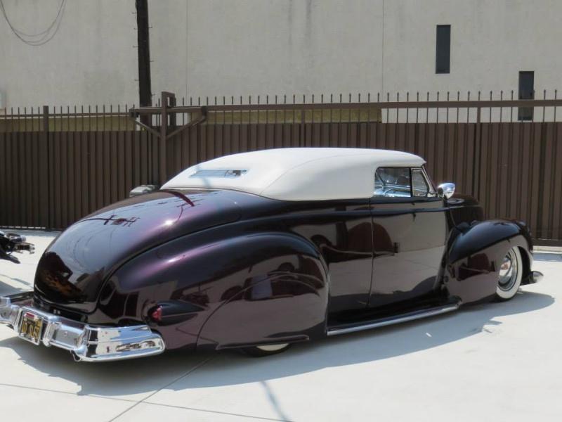 1940 Mercury  - Barris Kustom 11061210