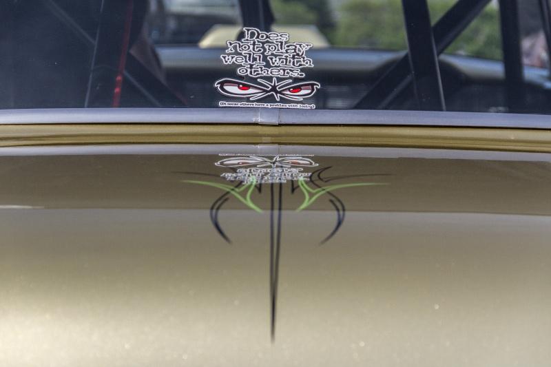 1956 Chevy Gasser 1116