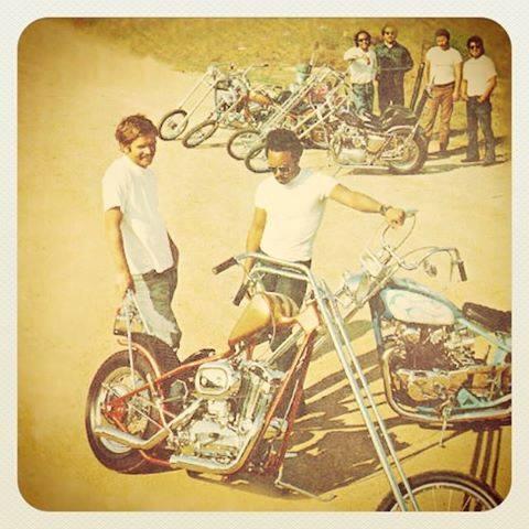 Photo Vintage -vintage pics - Chopper & Bobber - Page 3 11163710