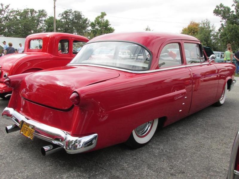 Lincoln  1952 - 1955 custom & mild custom 11174910