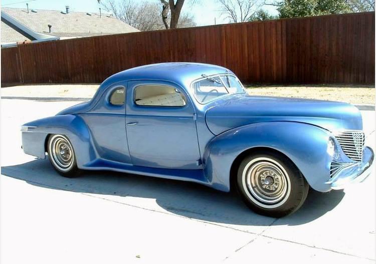 Ford & Mercury 1939 - 40 custom & mild custom - Page 6 11206910