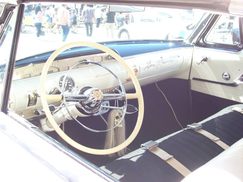 Lincoln  1952 - 1955 custom & mild custom 11219010