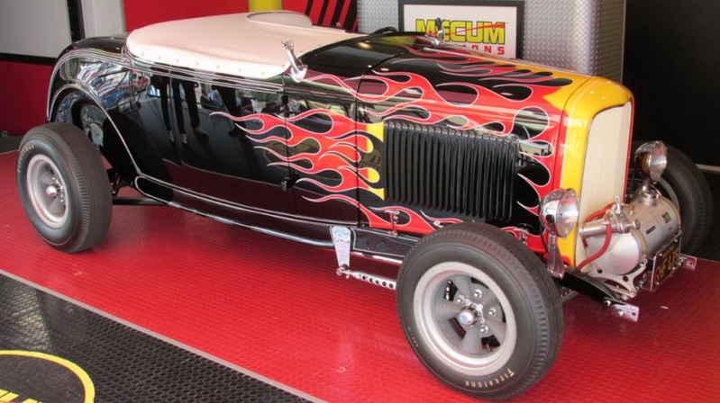 1932 Ford Roadster - The Mc Mullen Roadster 11227510