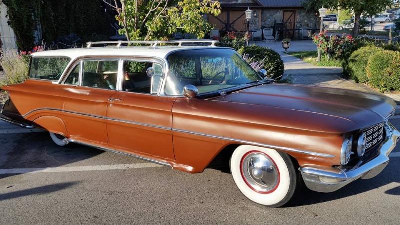 Oldsmobile 1958 - 1960 custom & mild custom 11254010