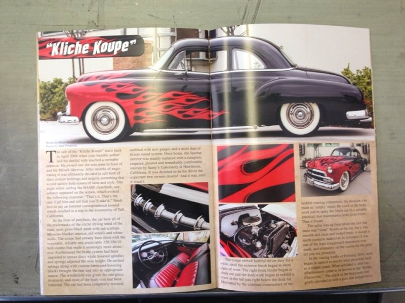 Chevy 1949 - 1952 customs & mild customs galerie - Page 21 11262110