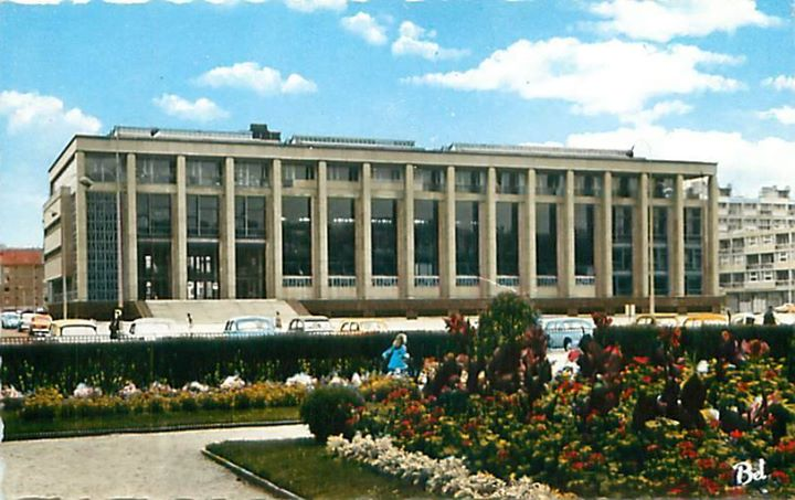 Le Havre - Ville 1950s 11836811