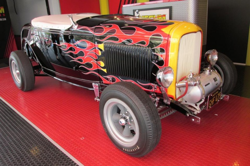 1932 Ford Roadster - The Mc Mullen Roadster 11900010