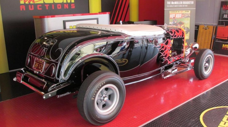 1932 Ford Roadster - The Mc Mullen Roadster 11909510