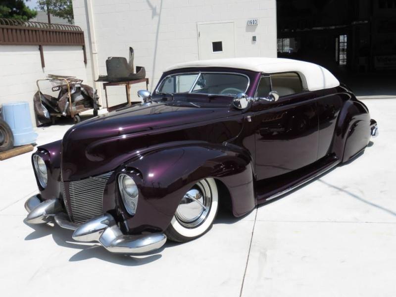 1940 Mercury  - Barris Kustom 11924510