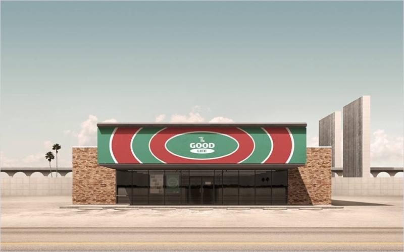 3D Architecture Googie - Geebird&Bamby   11949210