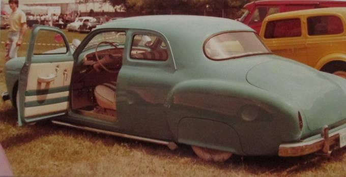 1954 Renault Fregate - Menth' A Low 11951810