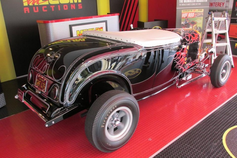 1932 Ford Roadster - The Mc Mullen Roadster 11954610